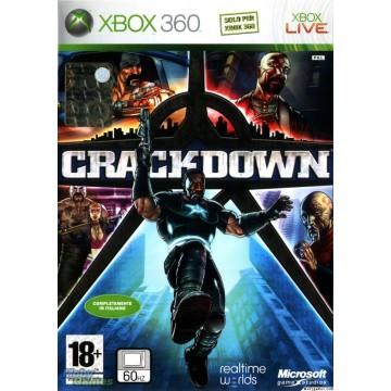 Crackdown Classic (Lietota)